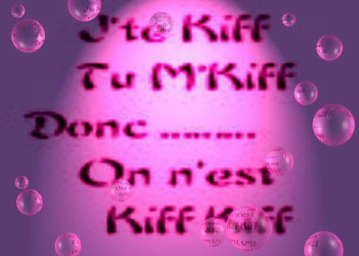 tu kiff francaise